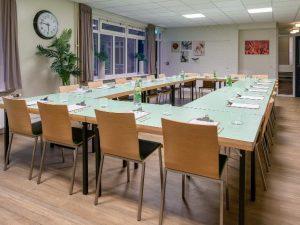 Vergaderen bij Stayokay Arnhem